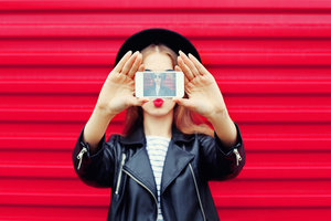 Portrait Photography using mobile phone
